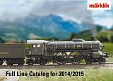 Marklin 15781 2014 15 Full Line Catalog
