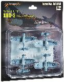 Merit 368203 WWII SBD 3 Fighter Planes