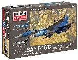 MiniCraft 14694 F16 USAF Fancy Falcons