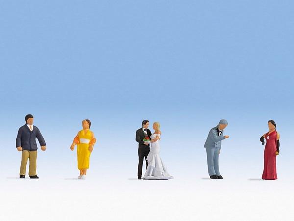 Noch NO12861 Wedding for H0