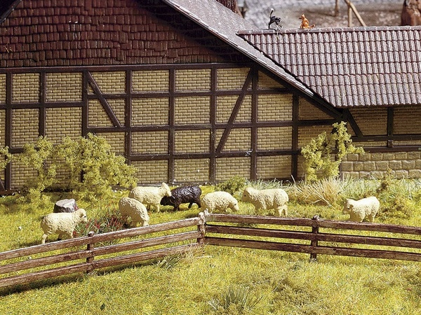 Noch NO13040 Field Fence for H0