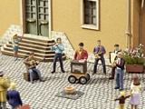Noch NO12905 Street Musicians for TT