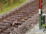 Noch NO13520 Indusi Track Magnet for O