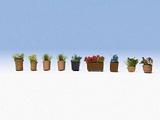 Noch NO14084 Flowers in Pots for N
