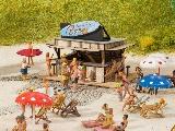 Noch NO14260 Beach Bar for H0