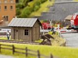 Noch NO14308 Small Track House for H0