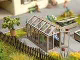 Noch NO14357 Green House for H0