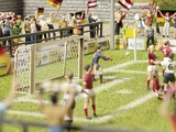 Noch NO14399 Football Goals and Corner Flags for H0