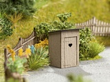 Noch NO14436 Outhouse for TT