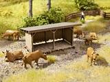 Noch NO14479 Cattle Shelter for TT