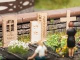 Noch NO14611 Gravestones for N