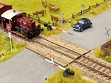 Noch NO14624 Wooden Plank Crossing for N
