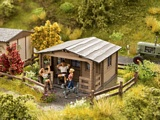 Noch NO14635 Garden Plot Shed for N