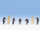 Noch NO15024 Fire Brigade Netherlands for H0