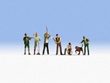 Noch NO15060 Hunters and Lumberjacks for H0