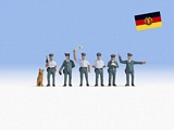 Noch NO15076 Police Officers GDR for H0