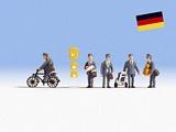 Noch NO15088 Postmen Germany for H0