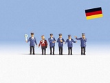 Noch NO15265 German Railway Officials for H0