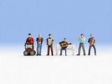 Noch NO15563 Street Musicians for H0