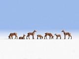 Noch NO15740 Roe Deer for H0