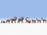 Noch NO15742 Alpine Animals for H0