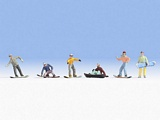 Noch NO15826 Snowboarders for H0