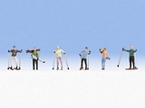 Noch NO15827 Skiers for H0