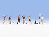 Noch NO15885 Golfers for H0