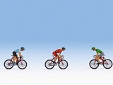 Noch NO15897 Bicycle Racers for H0