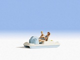 Noch NO16810 Pedal Boat for H0