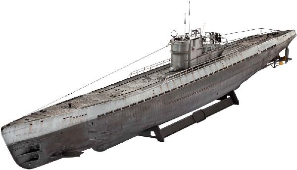 Revell 05114 German Submarine Type IX C