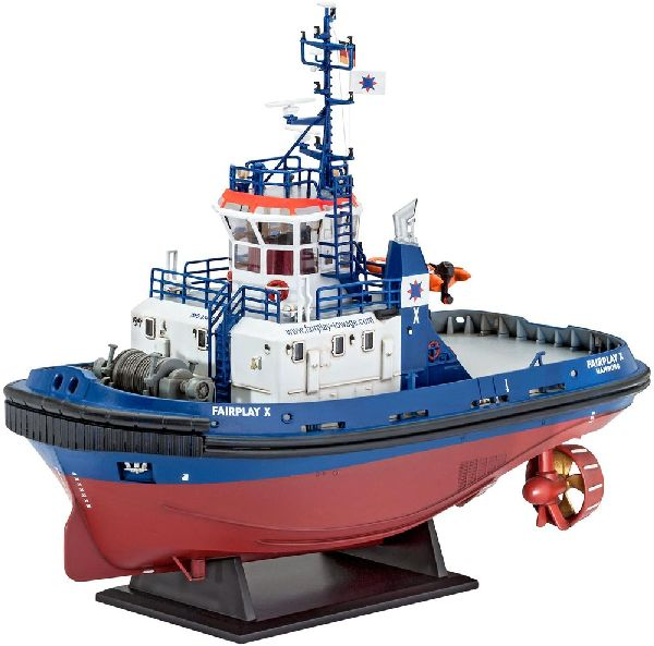 Revell 05213 Harbour Tug Boat Fairplay