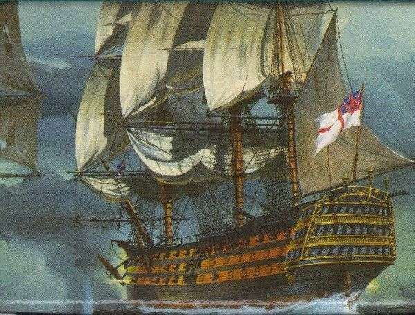 Revell 05408 HMS Victory