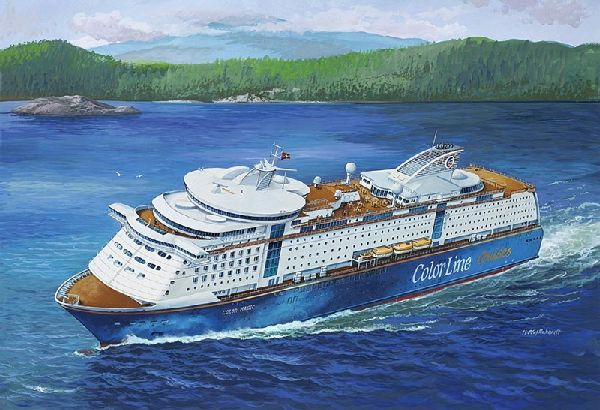 Revell 05818 Color Magic Cruise