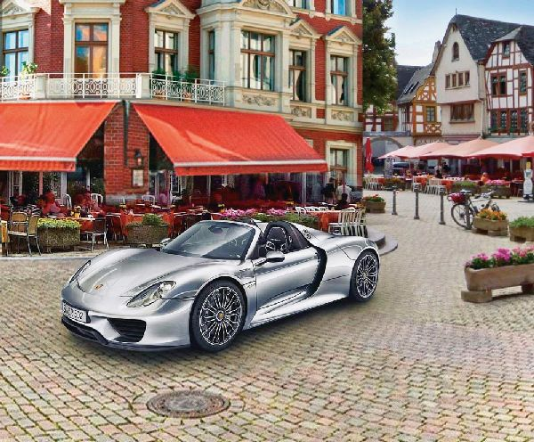 revell 07026 porsche 918 spyder. Black Bedroom Furniture Sets. Home Design Ideas