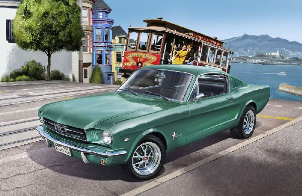 Revell 07065 1965 Ford Mustang Fastback