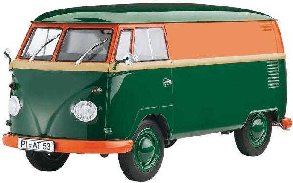 revell 07076 vw t1 transporter kastenwagen. Black Bedroom Furniture Sets. Home Design Ideas