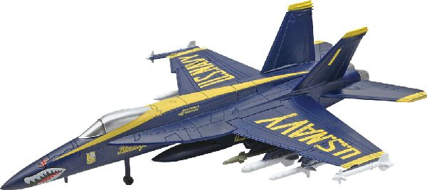 Revell 851379 Snap FA-18 Super Hornet Blister Card