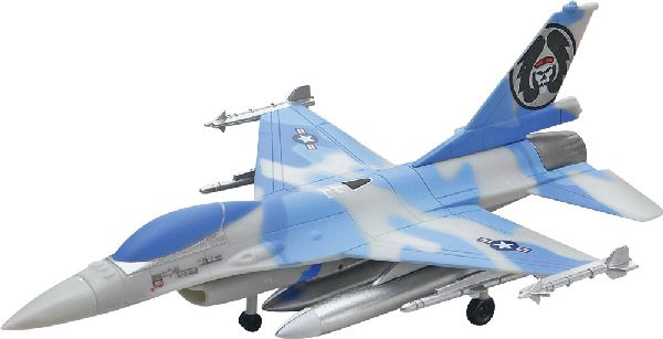Revell 851381 Snap F-16 Fighting Falcon Blister Card