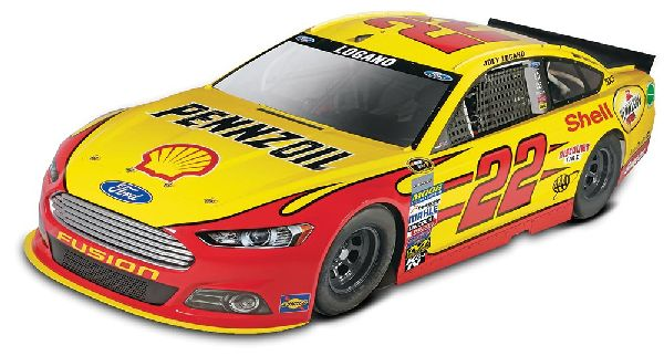 Revell 851473 Joey Logano 22 Shell Pennzoil Ford Fusion