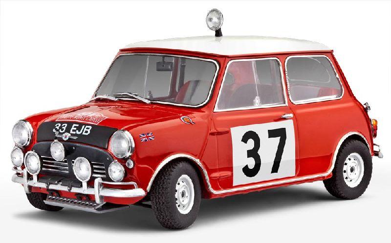 Revell Re07064 124 125 Scale Model Car Kit