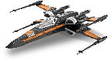Revell 851635 Star Wars Poes X Wing Fighter