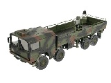 Revell 03172 German LKW 10t mil gl 8x8 Truck 1-72 Scale
