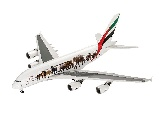 Revell 03882 Airbus A380-800 Emirates Wild Life