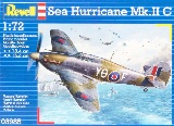 Revell 03985 Germany 1-72 Sea Hurrican Mk II