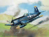 Revell 04143 F4U-5 Corsair Black Ship