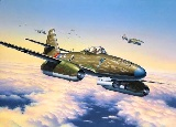 Revell 04166 Me 262 A1a