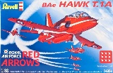 Revell 04284 BAe Hawk Red Arrows