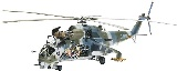 Revell 04839 Germany 1:72 Mil MI-24 Hind E