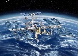 Revell 04841 International Space Station Iss